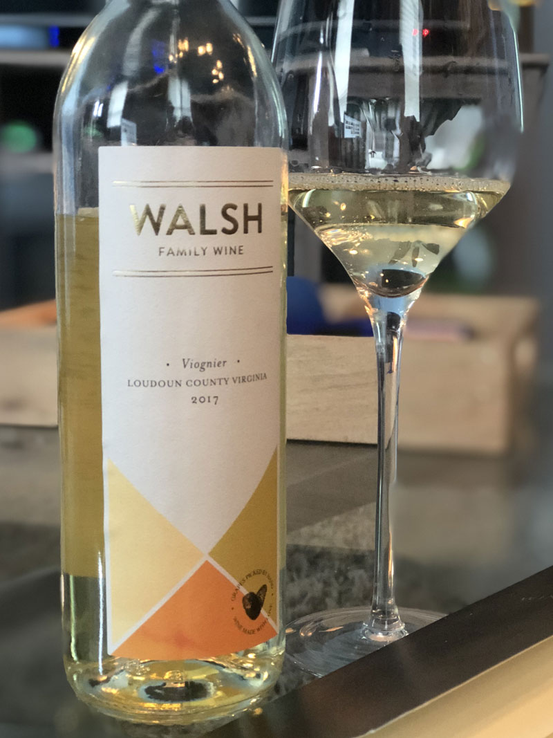 Walsh Family Wine 2017 Viognier
