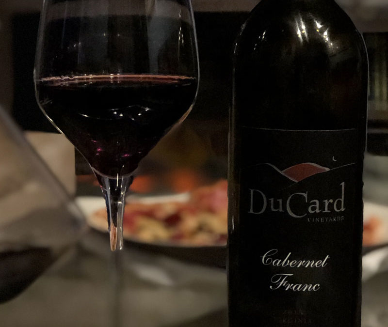 2015 Ducard Vineyards Cab Franc