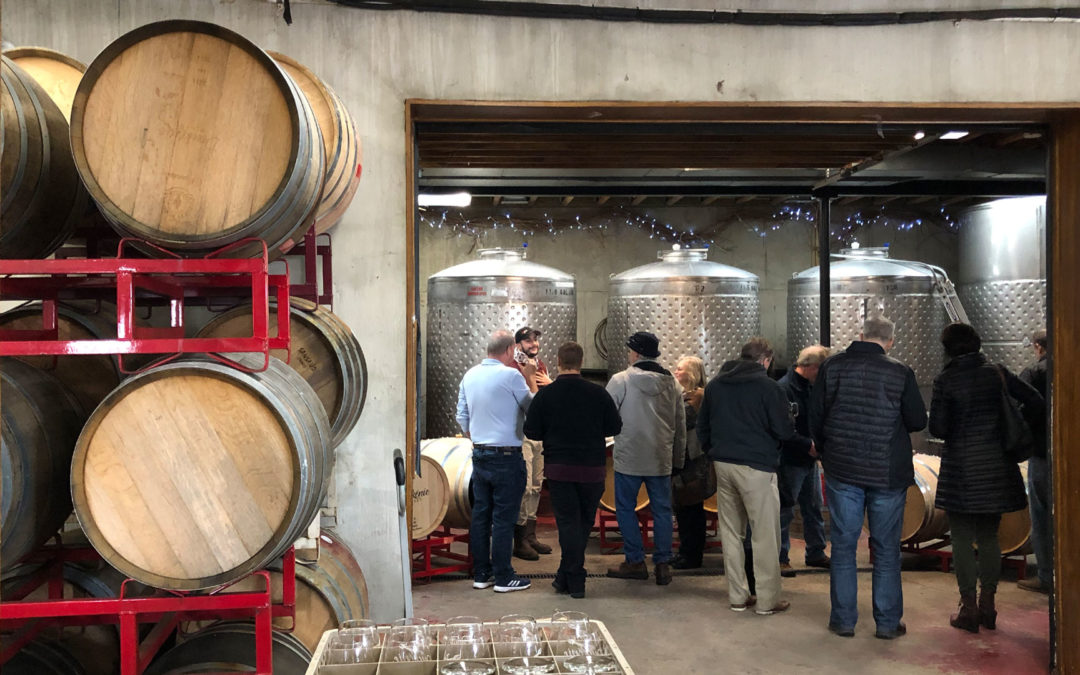 2019 Loudoun County Winter Barrel Tasting