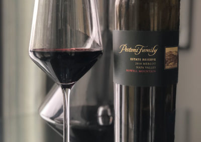 2010 Pestoni Family Estate Reserve Merlot