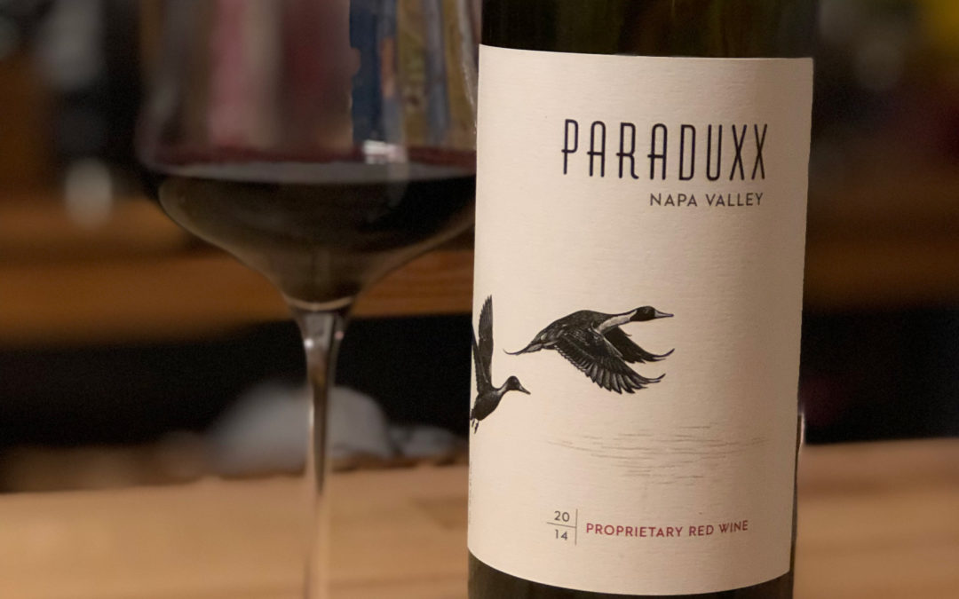 2014 Duckhorn Paraduxx Proprietary Red