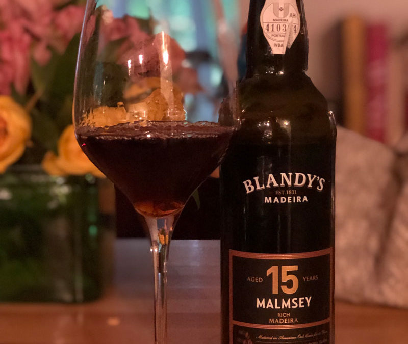 Blandy's – Madeira 15 year old Malmsey