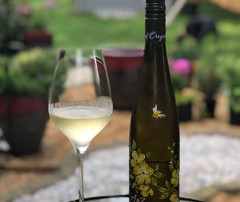 2018 A to Z Wineworks Riesling