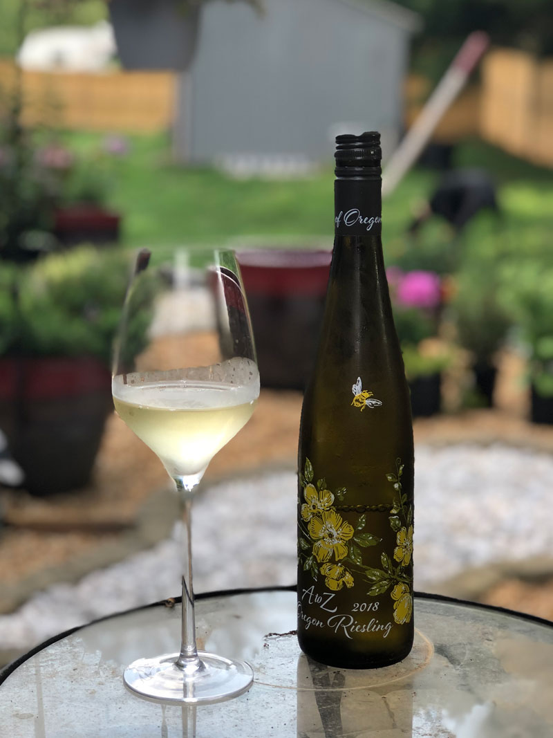 2018 A to Z Riesling