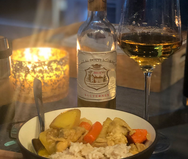 2014 Chateau Doisy-Vedrines Sauternes